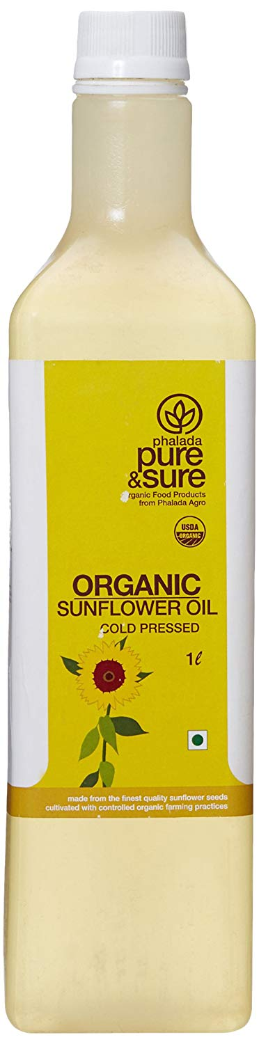 Pure & Sure Organic Sunflower Oil