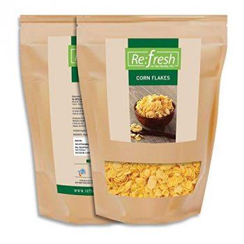 Refresh Organic Corn Flakes