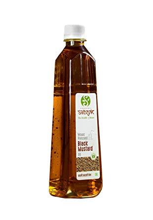 SatVyk Black Mustard Oil