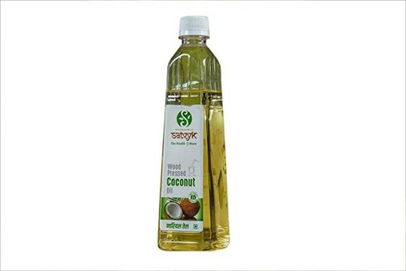 SatVyk Cold-Pressed Sunflower Oil