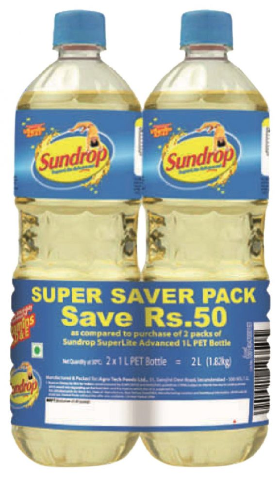 Sundrop Superlite Advanced Sunflower Oil