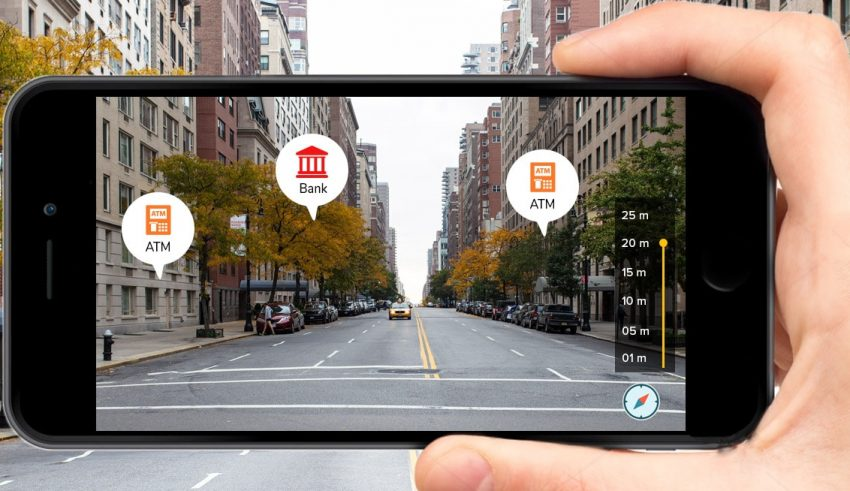 applications of augmented reality