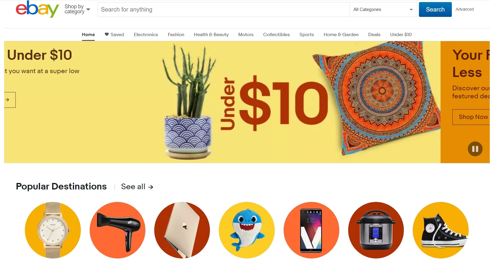 7 Best Alternative Stores To Ebay You Should Try 2020