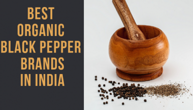 Organic Black Pepper Brands
