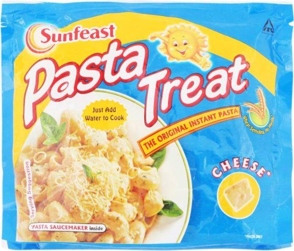 sunfeast pasta cheese