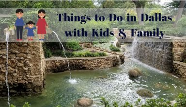 Things to Do in Dallas with Kids & Family