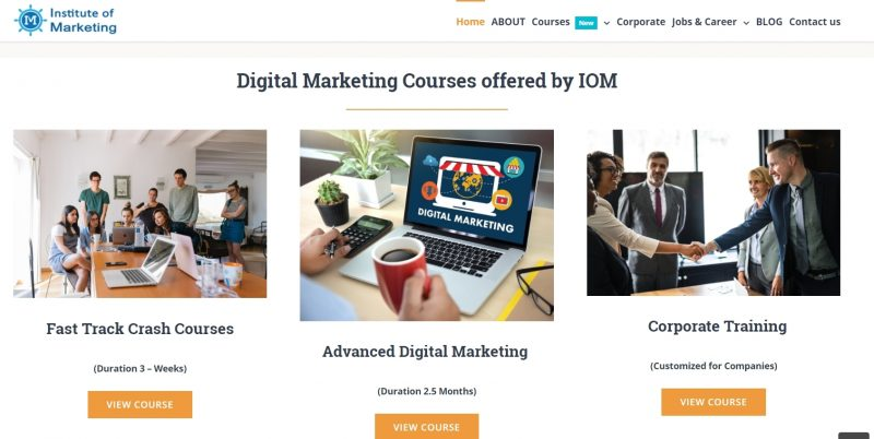 institute of marketing