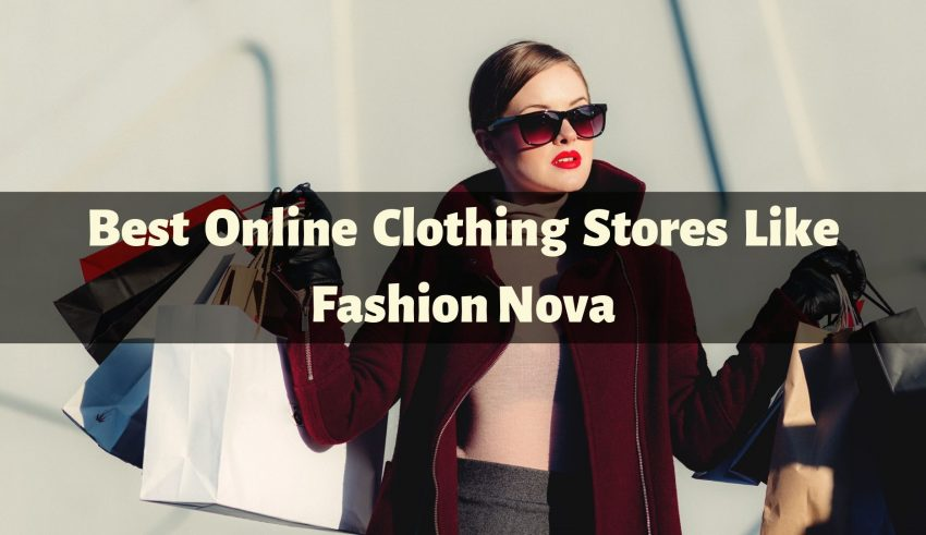 Fashion Nova alternatives