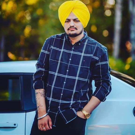 Sidhu Moose Wala Punjabi singer