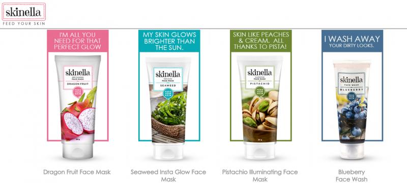 Skincare skinella