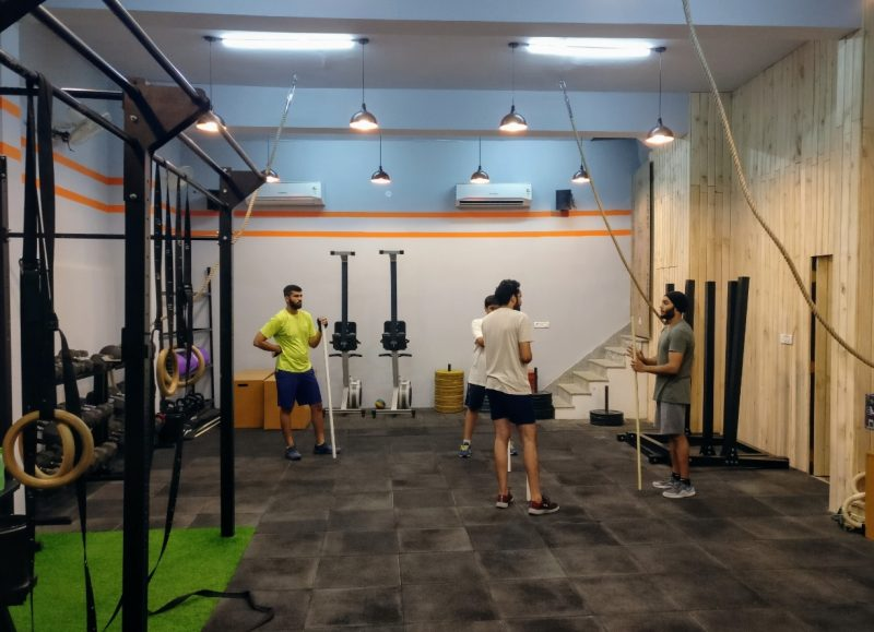 Crossfit Strong Soul