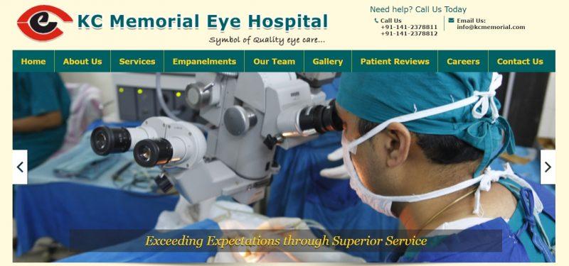 K.C. Memorial Eye Hospital