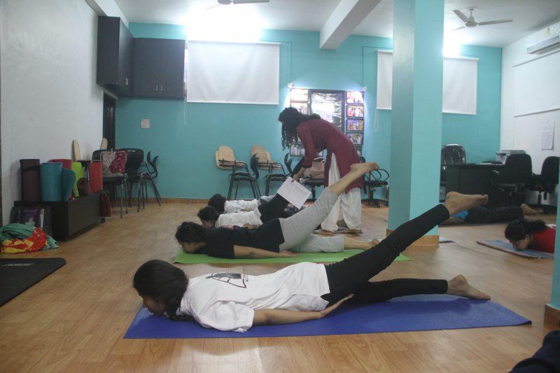 Kaivalyadhama Yoga Classes