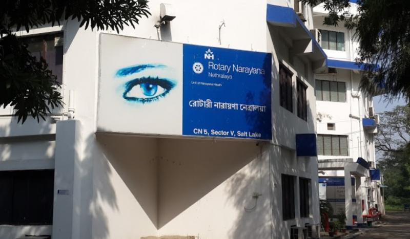 Rotary Narayana Eye Hospital Salt lake