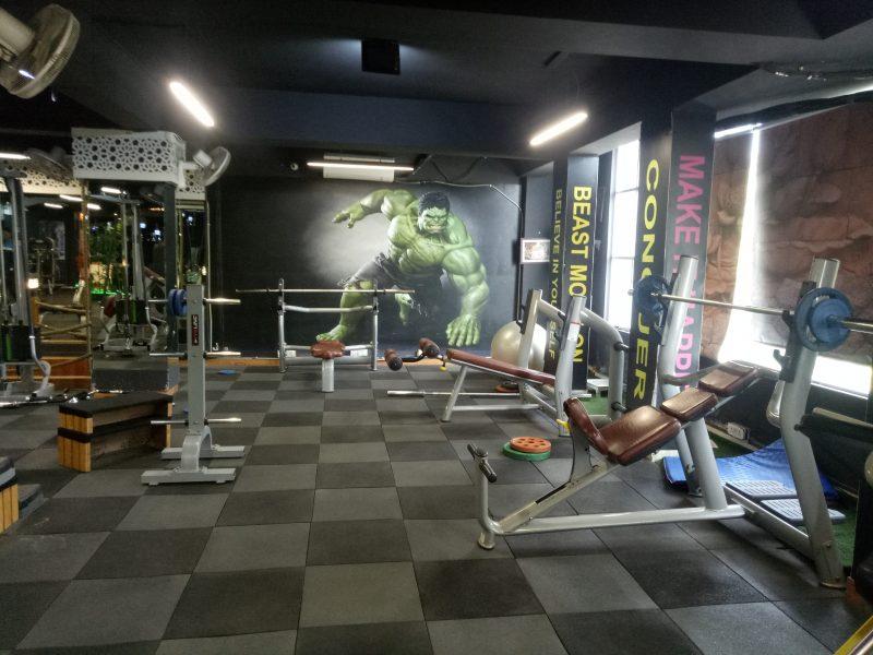 The Shredded Club Gym And Spa