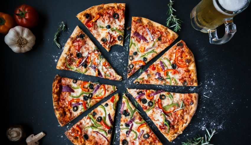 best pizzza places in gurgaon