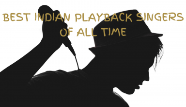 Best Indian Playback Singers Of All Time
