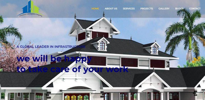 KUMAWAT CONSTRUCTIONS COMPANY