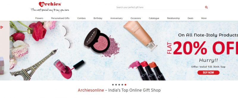 archies gift shop jaipur