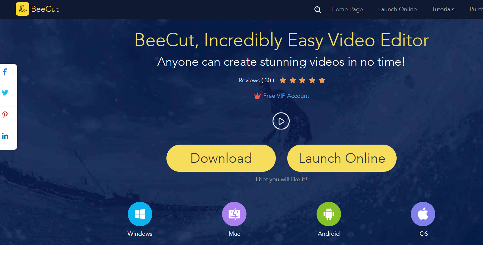BeeCut Review: Best Video Editing Software of 2021