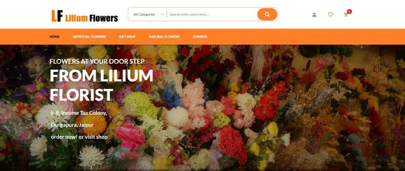 liliumflowers gift shop