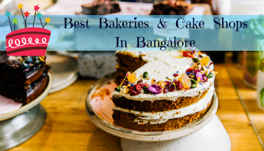 Best cake shops in banglore