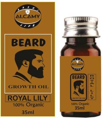 Alcamy Beard Growth Hair Oil (35ml)