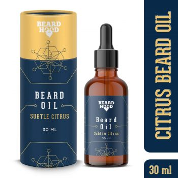 Bearhood Beard Growth Oil