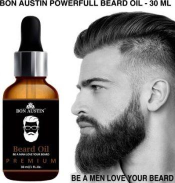 Bon Austin Premium Beard Oil