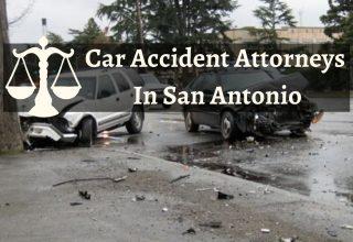 Car Accident Attorneys In San Antonio