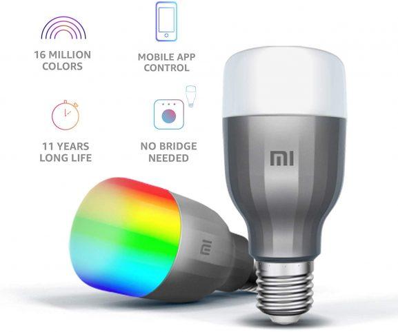Mi LED Wi-Fi 10W Smart Bulb