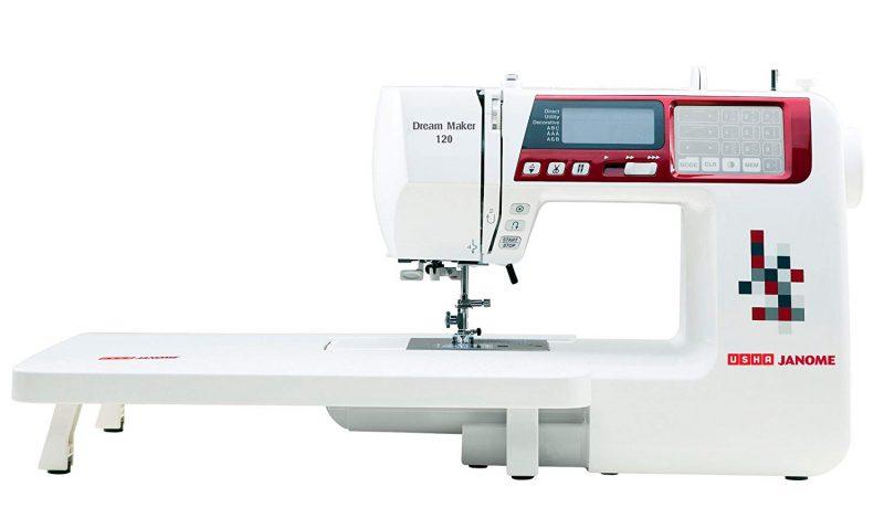 Usha Janome Dream Maker Sewing Machine