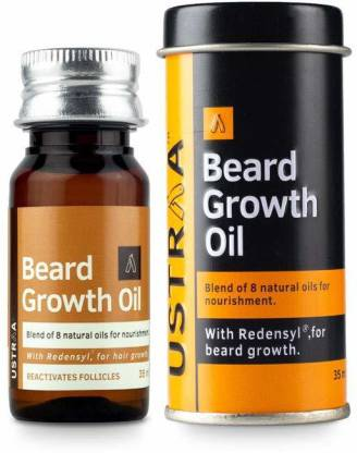 Ustraa Beard Hair Growth Hair Oil