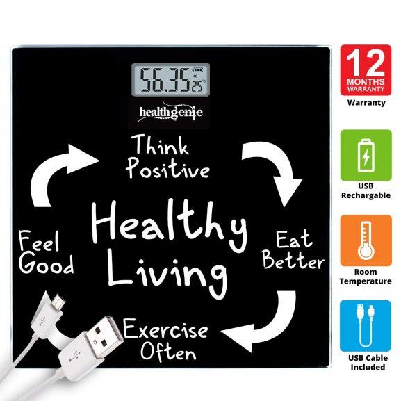 Healthgenie Digital weighing scale