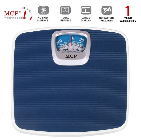 MCP Deluxe Personal Weighing Scale