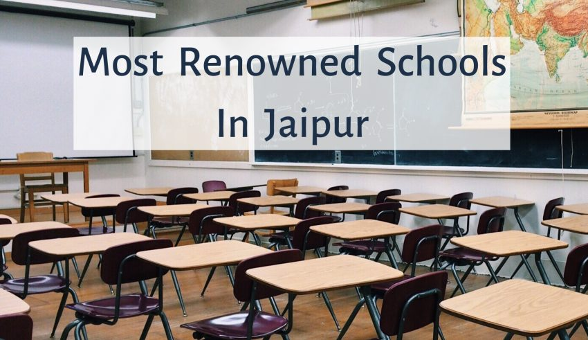 Most Renowned Schools In Jaipur