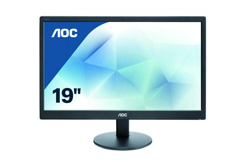 AOC 18.5-inch LED Backlit Computer Monitor