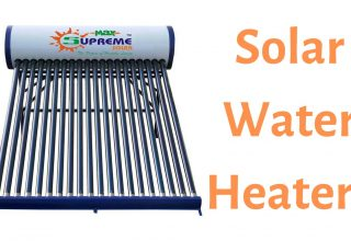Best Solar Water Heaters
