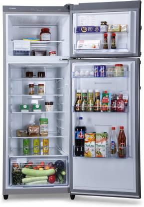 Bosch 288 L Refrigerator (Silver)