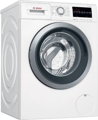 Bosch 8 kg Fully Automatic and Front Load Washing Machine