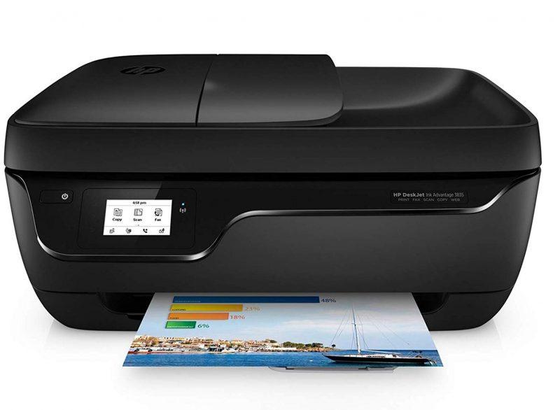 HP DeskJet 3835 All-in-One Ink