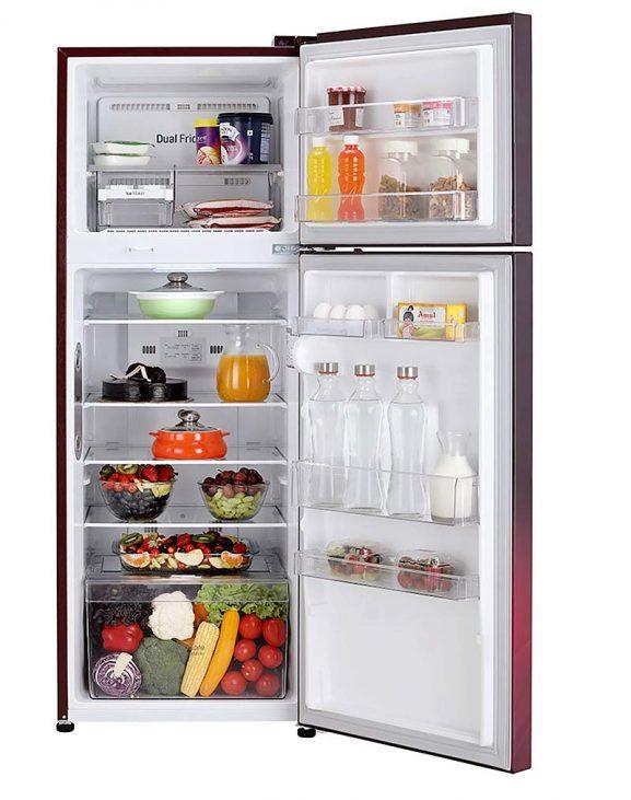 LG 284 L Refrigerator