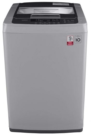 LG 6.5 kg Fully Automatic and Top Loading Washing Machine