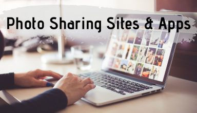 Photo Sharing and Storage Sites & Apps