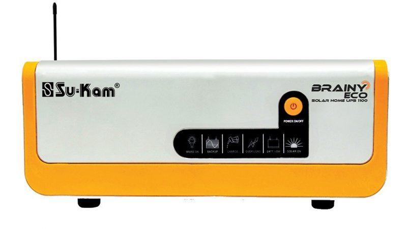 Su-Kam Power Systems Brainy Eco Solar