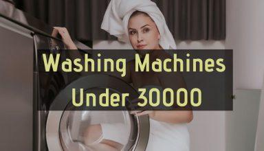 automatic Washing Machines Under 30000