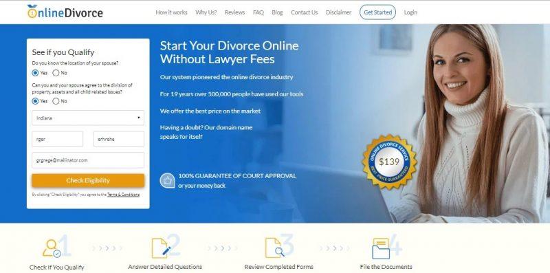 How Does OnlineDivorce.com Work