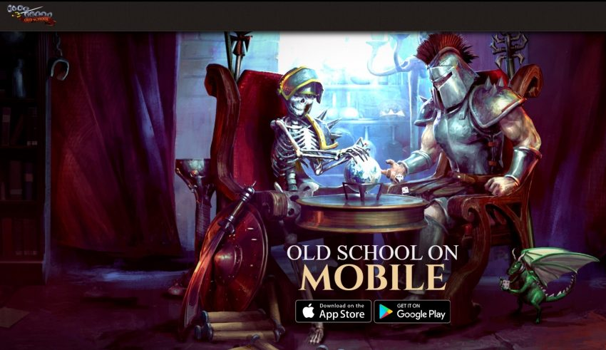 Old School RuneScape Mobile Review