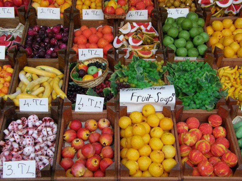 fruit soap (things to buy in bangkok)