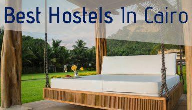 Best Hostels In Cairo
